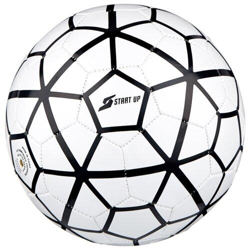 Футбольный мяч START UP E5123 белый 5