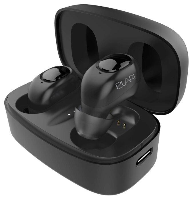Bluetooth-наушники с микрофоном Elari EarDrops EDS-001 Black