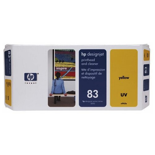Печатающая головка HP 83 (C4963A)