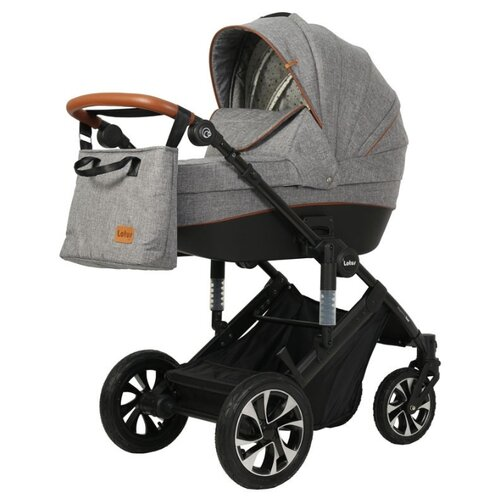 цена на Универсальная коляска RANT Lotus (2 в 1) grey