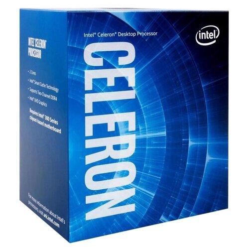 Процессор Intel Celeron G5905, BOX