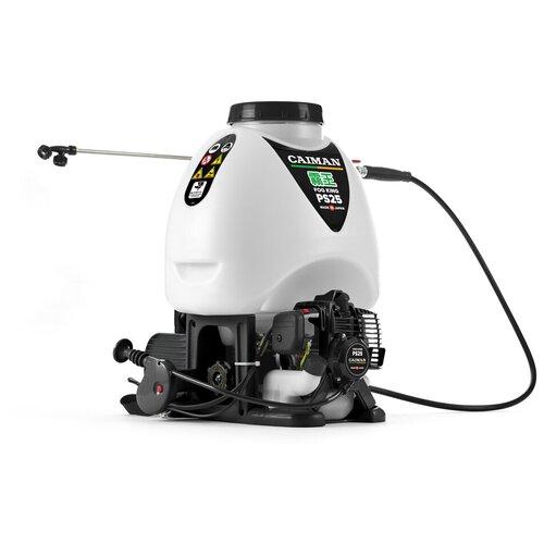 Фото - Бензиновый опрыскиватель Caiman Fog King PS25 привод бензиновый caiman csvh e для виброрейки поставляется без рейки арт csvh e