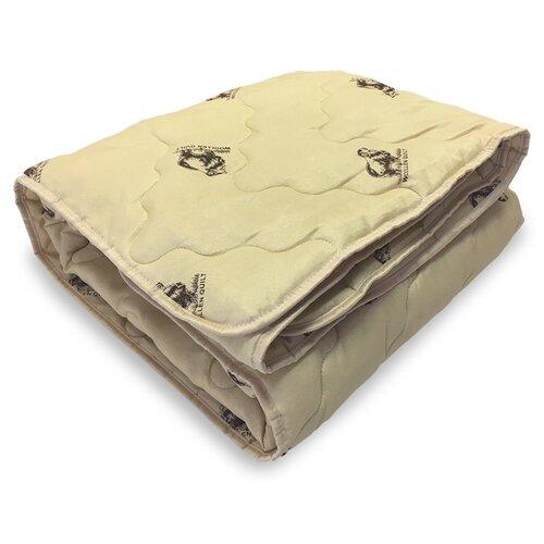 Одеяло OLTEX Miotex Овечья шерсть легкое, 200 х 220 см (набивной рисунок)
