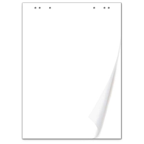 Бумага для флипчарта BRAUBERG 128646 белый