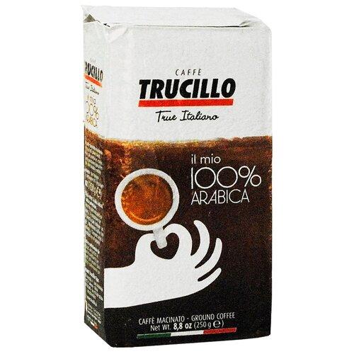Кофе молотый Trucillo Il Mio 100% Arabica, 250 г фото