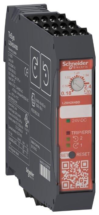 Комбинированный пускатель электродвигателя Schneider Electric LZ8H2X4BD