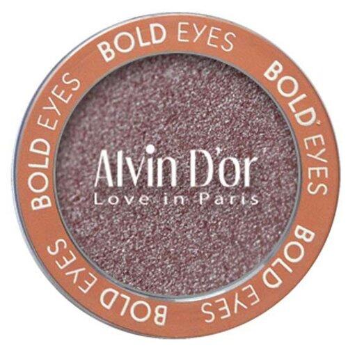 Купить Alvin D'or Тени для век Bold eyes AES-19 золотой шоколад
