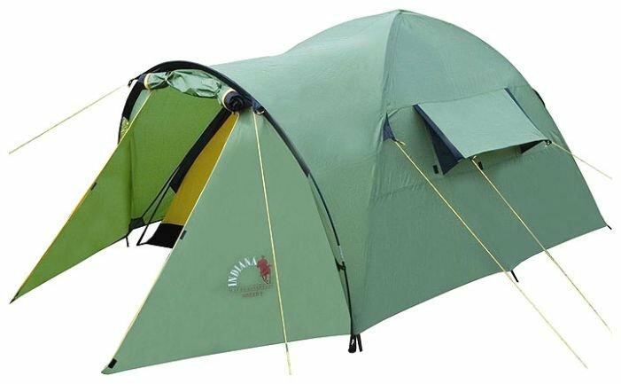 Палатка Indiana Hogar 3 — купить по выгодной цене на Яндекс.Маркете
