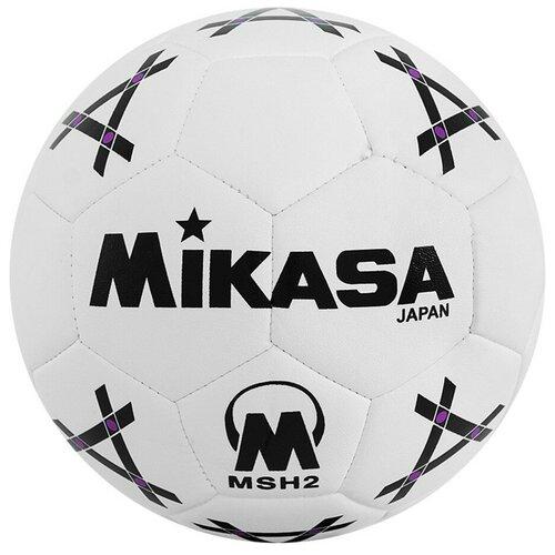 Мяч для гандбола Mikasa MSH 2 белый/черный