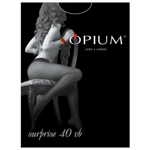 Колготки Opium Surprise 40 den, размер 3-M, nero (черный) спот lussole loft duet lsp 9970