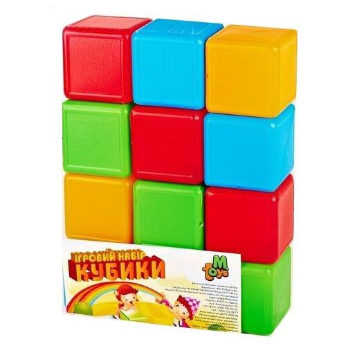 Кубики Mtoys M05062