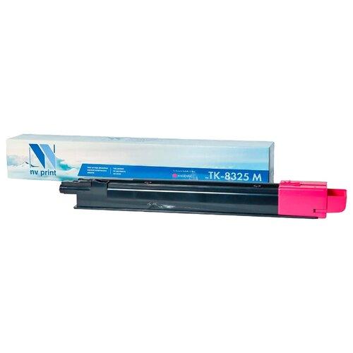 Фото - Картридж NV Print TK-8325 Magenta для Kyocera, совместимый картридж nv print tk 8515 magenta для kyocera совместимый