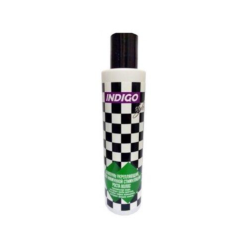 Купить Indigo Style шампунь Укрепляющий для иммунной стимуляции роста волос 200 мл