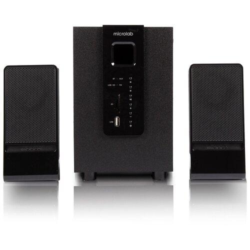 Компьютерная акустика Microlab M-100BT черный