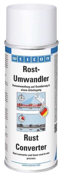 Очиститель WEICON Преобразователь ржавчины Rust Converter Spray (11155400)