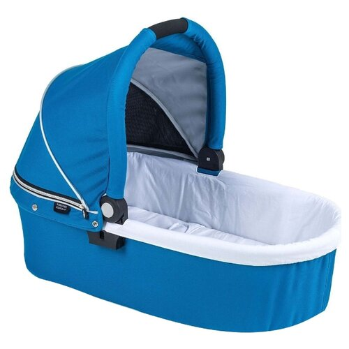 Спальный блок Valco Baby Rebel Q Bassinet Ocean Blue шубка baby q