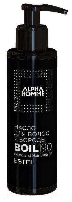 Estel Professional Масло Alpha Homme для волос