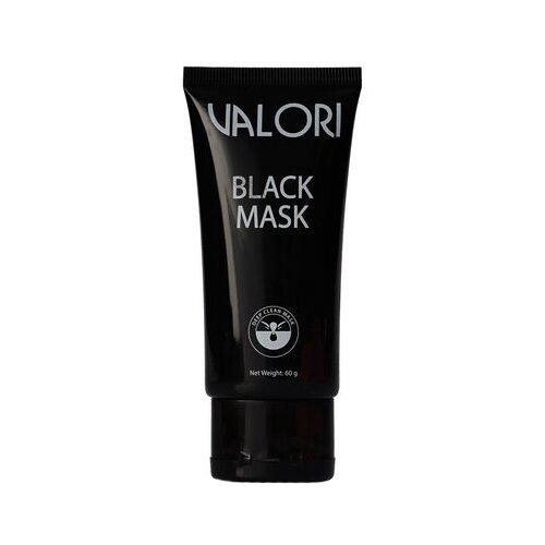 VALORI Black mask против черных точек, 60 г тапочки valori