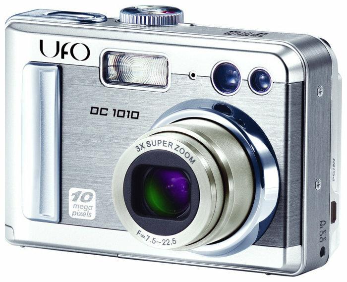 Фотоаппарат UFO DC 1010