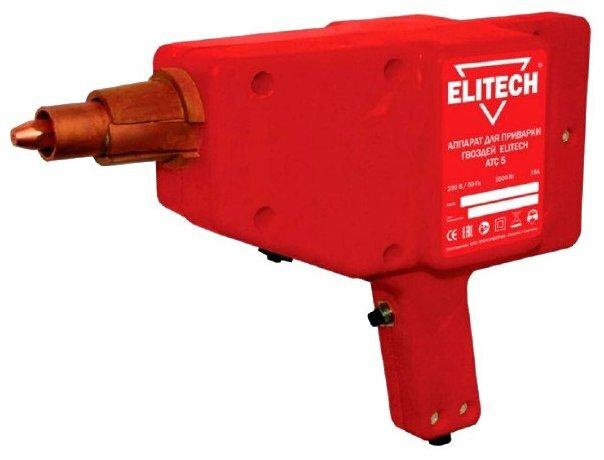 Аппарат для точечной сварки ELITECH АТС 5