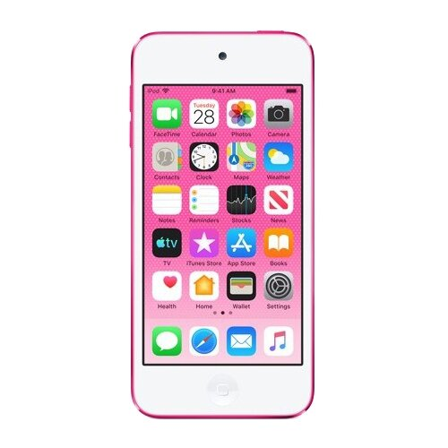 цена на Плеер Apple iPod touch 7 32GB розовый
