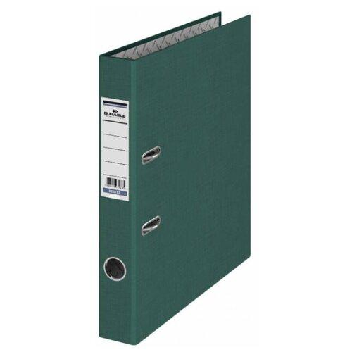 Купить DURABLE Папка-регистратор A4, бумвинил, 50 мм зеленый, Файлы и папки