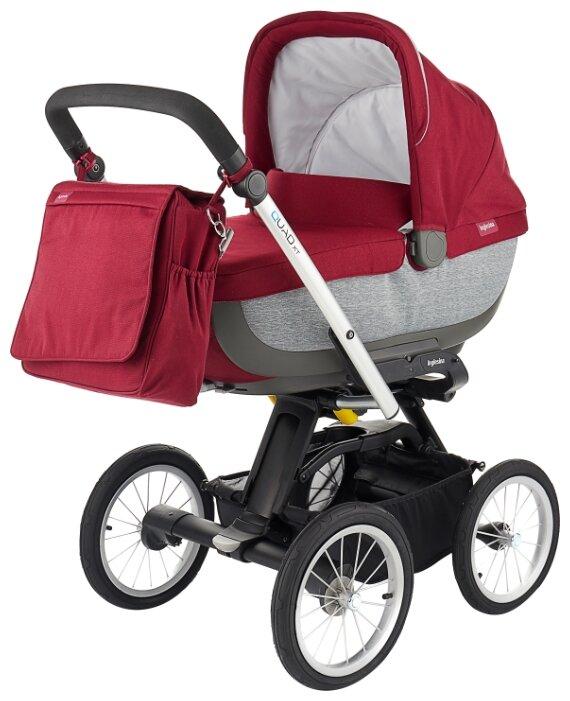 Коляска для новорожденных Inglesina Quad (шасси Quad XT)