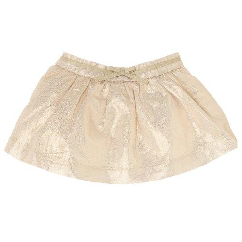 Юбка Chicco размер 74, бежевый юбка chicco chicco ch001egemkn4