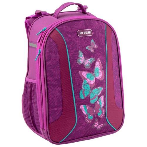 Купить Kite Рюкзак Education Butterflies K19-703M-1 фиолетовый, Рюкзаки, ранцы