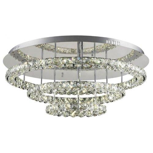 Люстра светодиодная Globo Lighting Marilyn 1 67037-72, LED, 72 Вт люстра максисвет геометрия 1 1696 6 cr y led