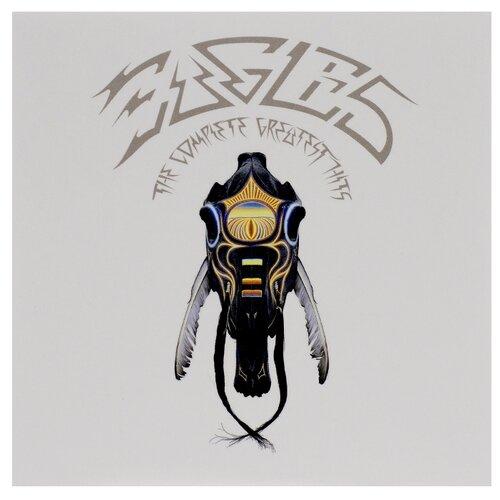 цена Eagles. The Complete Greatest Hits (2 CD) онлайн в 2017 году