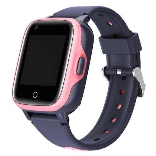 Детские умные часы Smart Baby Watch KT15 розовый