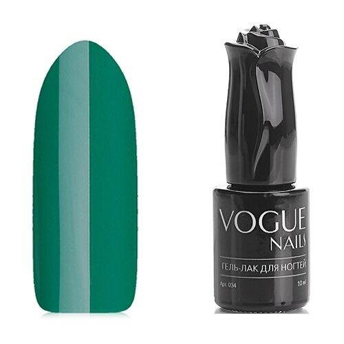 Купить Гель-лак для ногтей Vogue Nails Классика, 10 мл, оттенок тропический лес