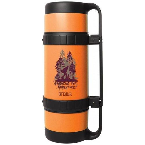 Классический термос Taller Оливер, 1.6 л оранжевый