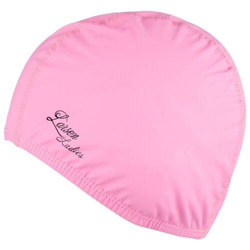 Шапочка для плавания Larsen 3059 Ladies розовый