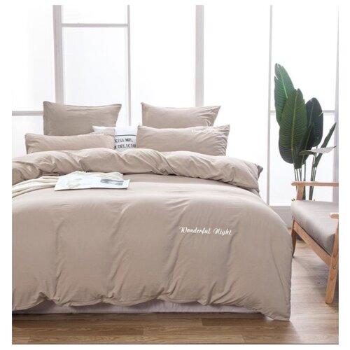 Комплект постельного белья евро ALANGA14