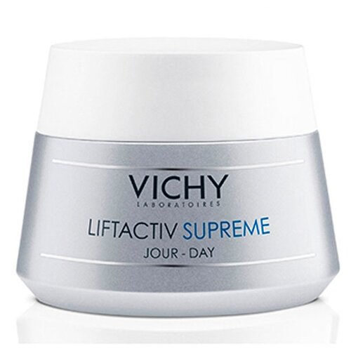Крем Vichy LiftActiv Supreme для нормальной кожи, 50 мл vichy liftactiv supreme крем против морщин и для упругости сухой и очень сухой кожи 50 мл