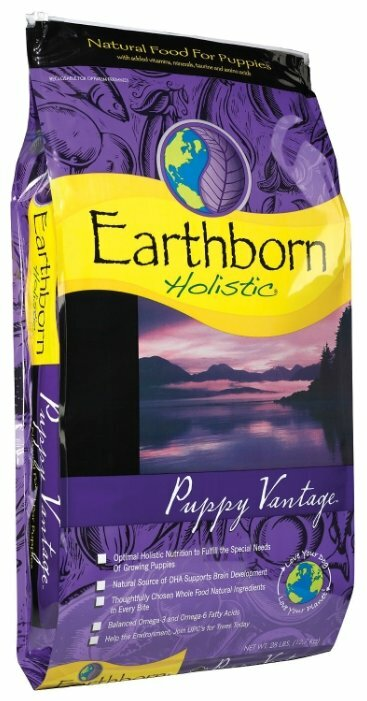 Корм для собак Earthborn Holistic (12.7 кг) Puppy Vantage