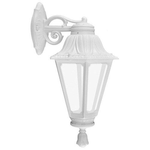 Fumagalli Уличный настенный светильник Rut E26.131.000.WXF1RDN, E27, 6 Вт, цвет арматуры: белый fumagalli уличный светильник rut e26 156 s30 wxf1rdn