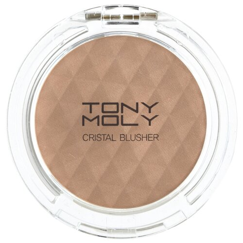 TONY MOLY Румяна Crystal Blusher 05 Sugar Brown note румяна terracotta blusher 04 sugar sense