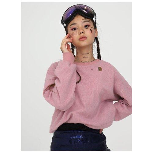 Купить Джемпер Nota Bene размер 170, розовый, Свитеры и кардиганы
