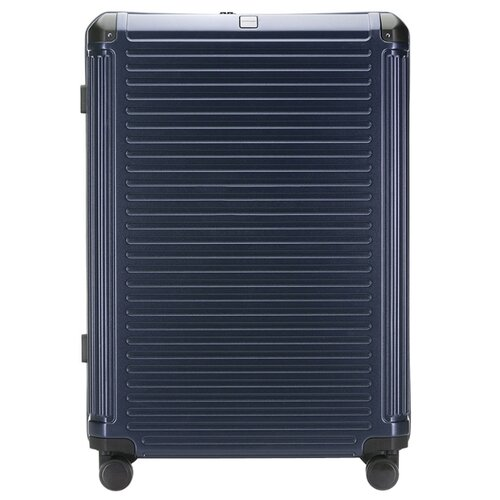Чемодан WITTCHEN Modern Line 56-3P-853-90 100 л, темно-синий чемодан airport 78 см темно синий 4 колеса