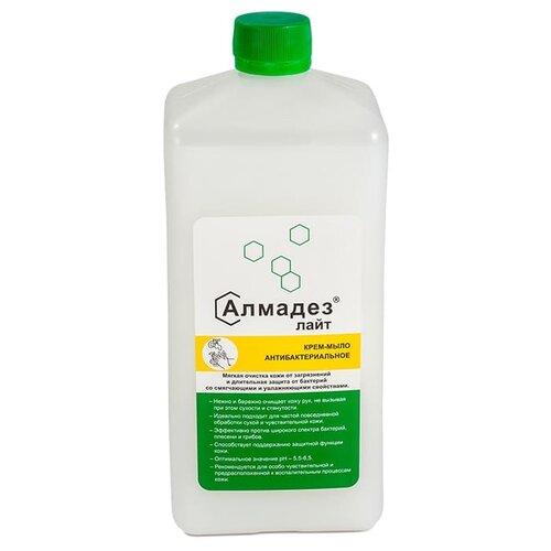 Крем-мыло Алмадез-лайт антибактериальное, 1 л