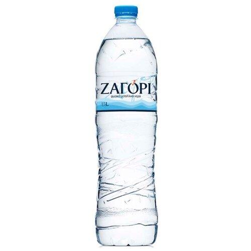 Минеральная вода Zagori негазированная, ПЭТ, 1.5 л минеральная вода от изжоги при беременности