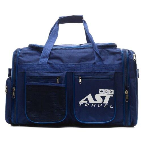Сумка дорожная AST 109а, синий ast 084a new touch glass