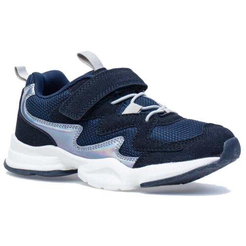 Кроссовки КОТОФЕЙ размер 34, синий фото