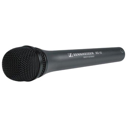 Микрофон Sennheiser MD 42, черный