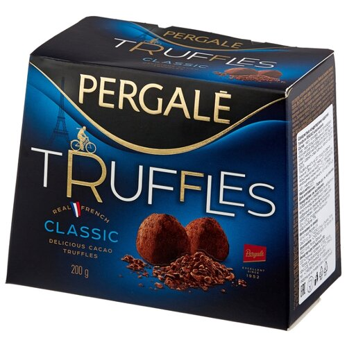 набор конфет pergale liqueur 190 г Набор конфет Pergale Truffles Classic 200 г