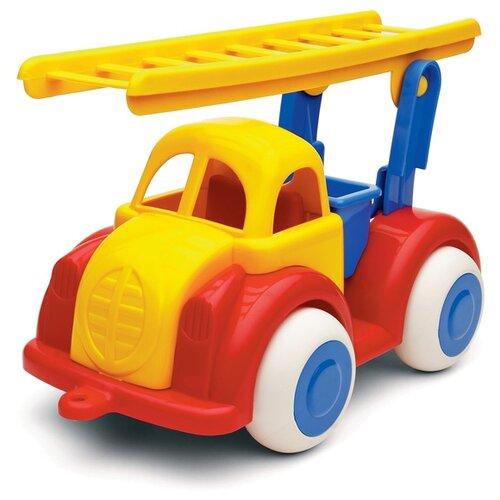 Купить Пожарный автомобиль Viking Toys Джамбо (1211), 28 см, Машинки и техника