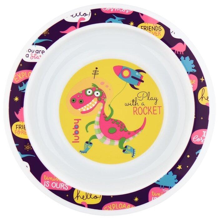 Тарелка Lubby на присоске (13954/12)